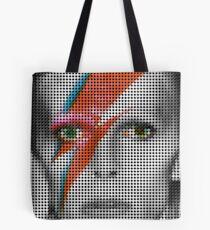 Portrait David Bowie Tote Bag