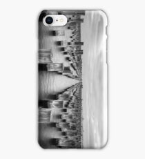 Stilts and princes pier iPhone Case/Skin