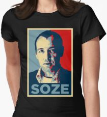 Keyser Söze  Fitted T-Shirt