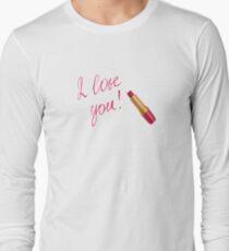 Sweet I Love You Sayings Long Sleeve T-Shirt