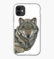 Norse Wolf iPhone Case