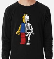 """Lego anatomy"" Lightweight Sweatshirt"