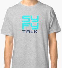 SYFY Talk logo Classic T-Shirt