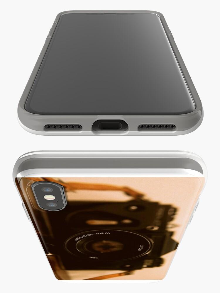 Alternative Ansicht von Zenit iPhone-Hülle & Cover