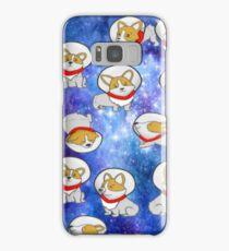 Corgis in Space Samsung Galaxy Case/Skin