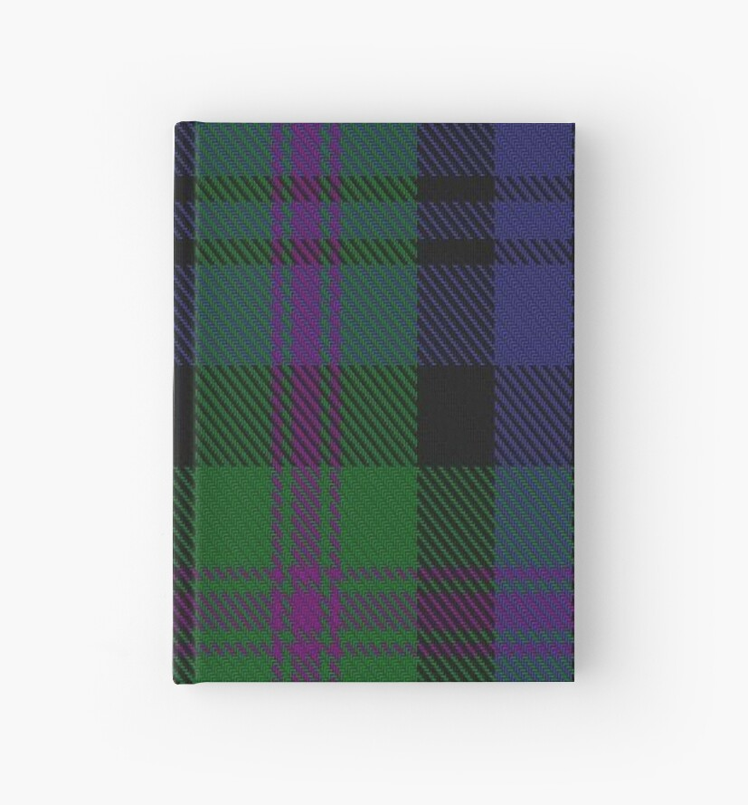 00382 Modern Baird Clan/Family Tartan  by Detnecs2013