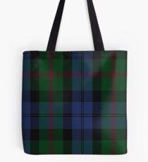 00381 Baird Clan/Family Tartan  Tote Bag
