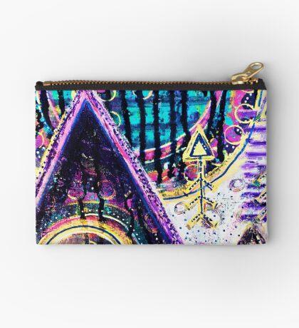 Native Portal Awakening: an Inner Power Painting Studio Pouch