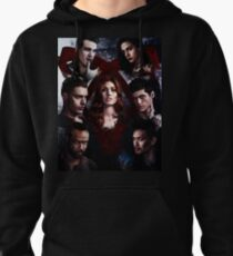 Shadowhunters - Poster #1 (2nd version) Pullover Hoodie