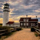 Cape Cod Highland Lighthouse by Kathy Weaver