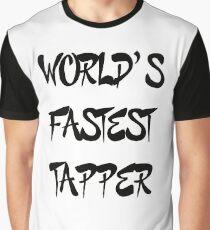 Funny Brazilian Jiu-Jitsu BJJ Tapout Design Graphic T-Shirt
