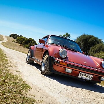 Porsche 930 Turbo by AndreGascoigne