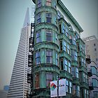 The Sentinel Building by DonnaMoore