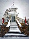Church in the Snow by FrankieCat