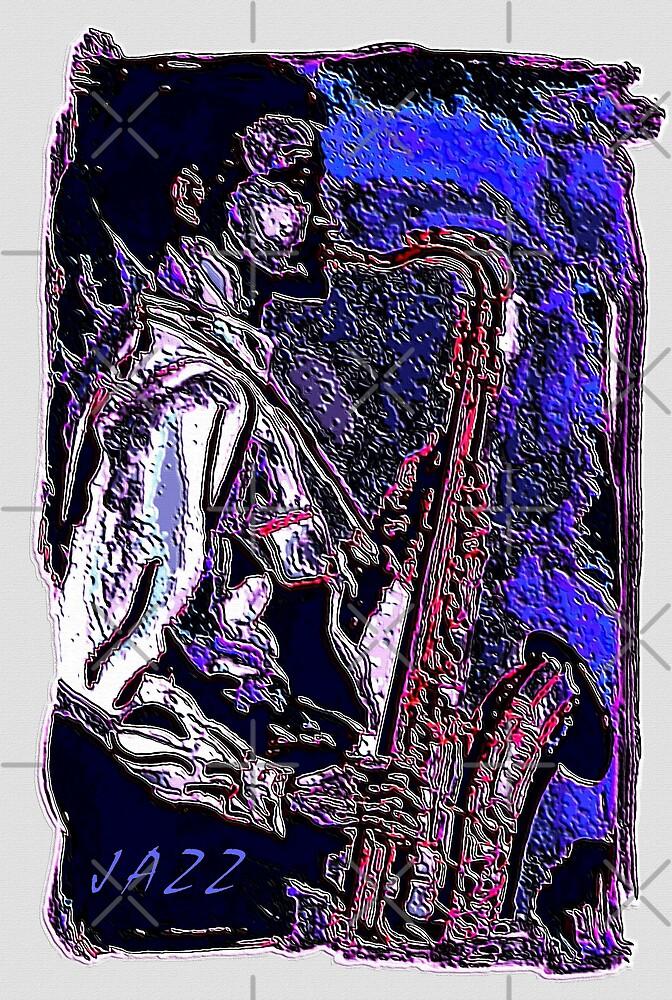 Jazz 6 by dnlddean