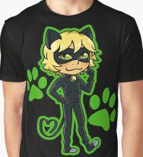 Catnoir Graphic T-Shirt