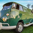 VW Van by barkeypf
