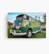 VW Van Metal Print
