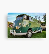 VW Van Canvas Print