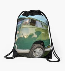 VW Van Drawstring Bag