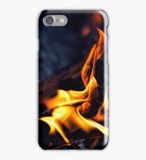 Midnight Fire iPhone Case/Skin
