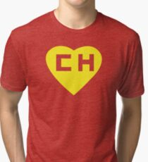 El Chapulin Colorado Tri-blend T-Shirt