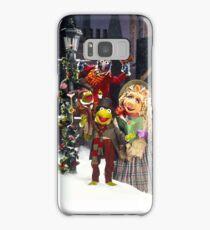 Muppet Christmas carol  Samsung Galaxy Case/Skin