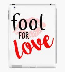 buffy - fool for love iPad Case/Skin