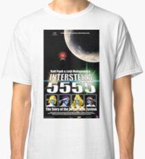 DAFT PUNK - Interstella 5555 Classic T-Shirt