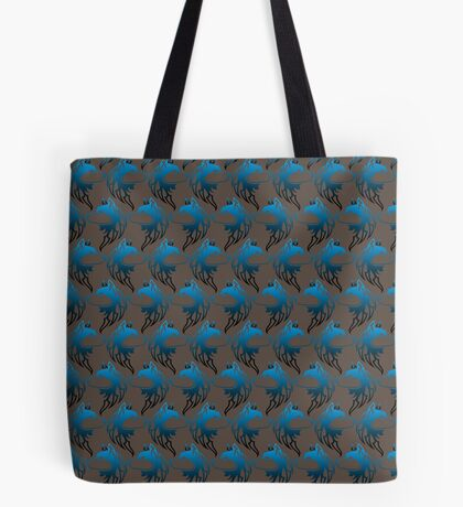 The Wolf , The Teacher Tote Bag