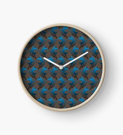 The Wolf , The Teacher Clock