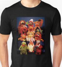 Muppets cast  Unisex T-Shirt