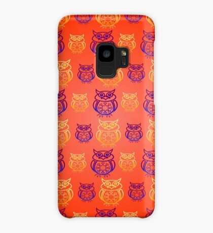 Owl Nation Case/Skin for Samsung Galaxy