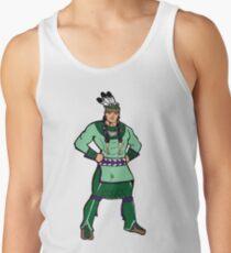 Mohawk man Men's Tank Top