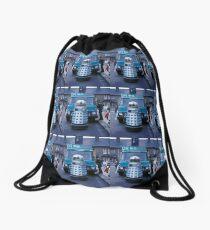 Dalek Carnival [FluxLimbo] Drawstring Bag
