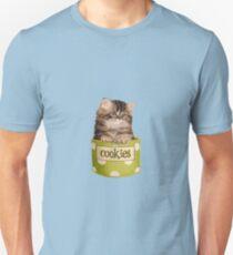 Funny Kitten Unisex T-Shirt