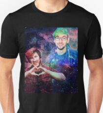 Mark & Jack in the Galaxy! Unisex T-Shirt
