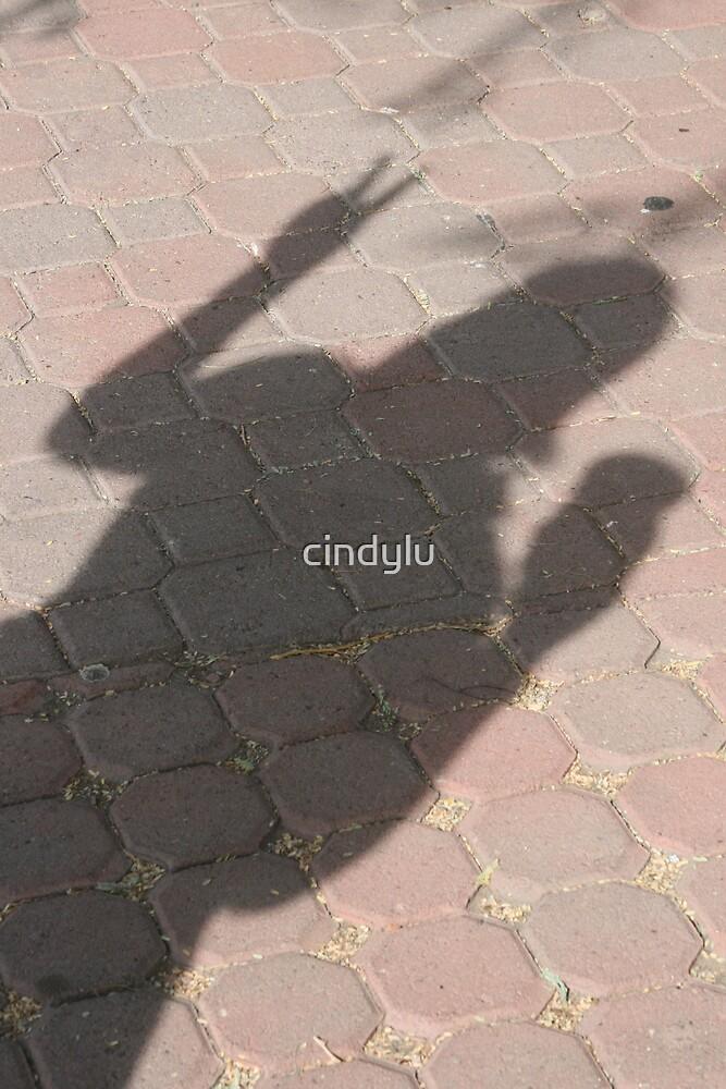 Shadow Girl by cindylu