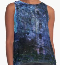 Haunted, Digital Artwork Contrast Tank