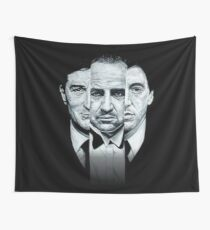 the godfather Wall Tapestry