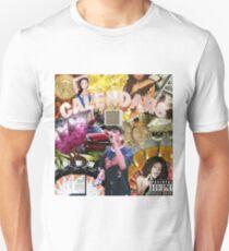 ROBB BANKS CALENDERS Unisex T-Shirt