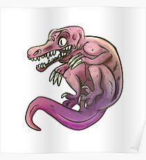 Raptor ! Poster