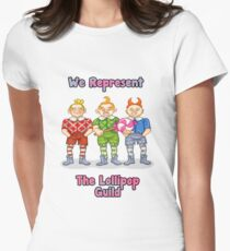 Lollipop Guild Women's Fitted T-Shirt