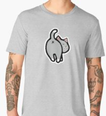 Bitmoji Cat Butt Shirt Men's Premium T-Shirt