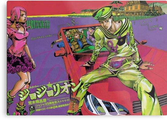 JOJOLION- Meet the Higashikatas! by CarlLlamaArmada