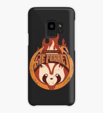 Vintage - Republic City Fire Ferrets Case/Skin for Samsung Galaxy