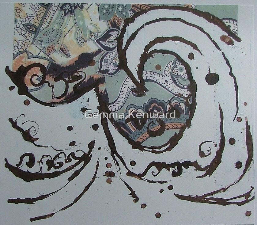 Wave by Gemma Kenward