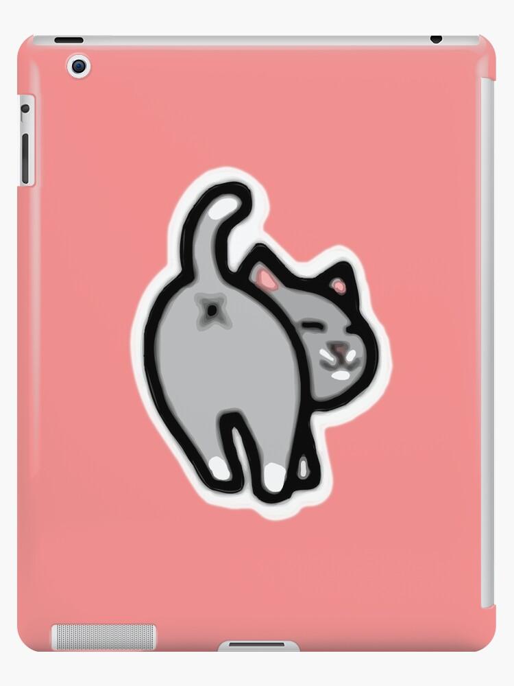Bitmoji Cat Butt Shirt by Andrew Vox