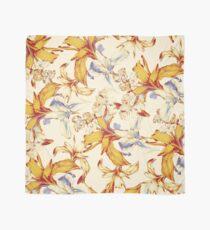 Irisses & Koriander Muster Tuch