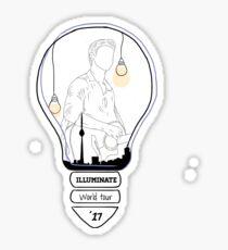 Illuminate Shawn Mendes  Sticker
